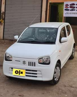 Suzuki Alto VXL AGS 2021 Already Bank Leased