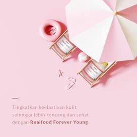 Fit with Realfood Forever Young