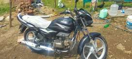 Two wheeler is good condition