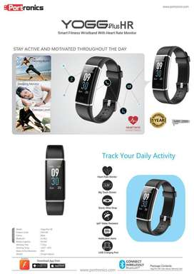 Portronics fitness band Rs.1900