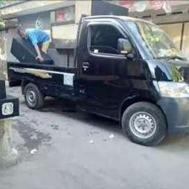 Antar kirim barang & jasa pindahan sewa mobil bak losbak mobil pick up