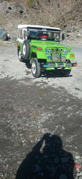 Jeep For Sale 76Model