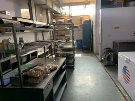 Centralised kitchen for Rent/Lease