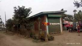With two assam type house, tubewell at imkongsenden colony khusiabill