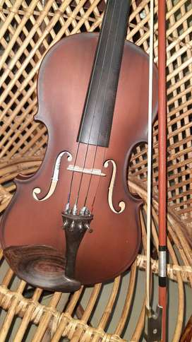Western and classical violon