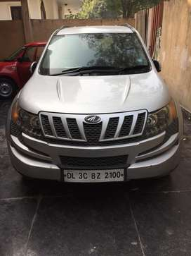 XUV 500 2012 FIRST OWNER NEW BATTERY