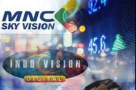 Parabola TV MNC VISION Indovision Parabola Mini Digital