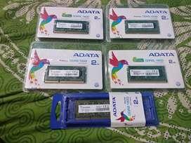 DDR3 2GB ADATA laptop Ram
