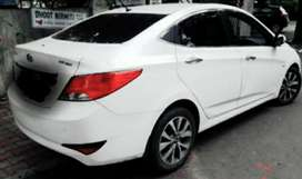 Hyundai Verna 2015 Diesel auto 85000 Km Driven