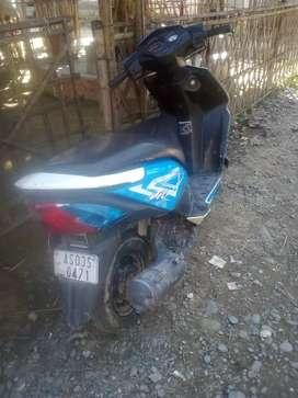 Honda deo at low price