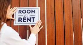 Advanced room rent