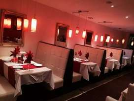 Full Furnished Restaurant space for rent