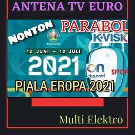 Tv Piala Eropa - Pasang Antena Tv / Pasang Parabola Area Ciputat