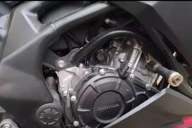 motor cbr 250 rr 2 silinder siap pakai
