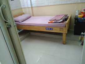 single and 2 sharing room with luxurious facilities near IISC, BEL