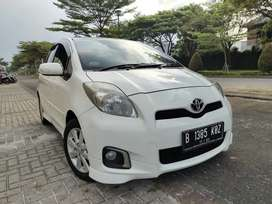 TOYOTA YARIS 1.5 TIPE S LIMITED AUTOMATIC 2013 #ggninecars