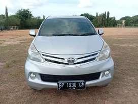 Toyota avanza G 1.3 matic tahun 2014