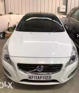 Volvo S60 D5 summum top end with Sunroof