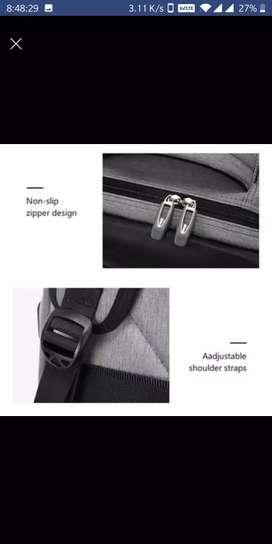 Gobig USB Charging laptop city bagpack