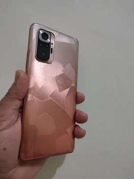 Xiomi Redmi NoTe 10 Pro Bronze / GoLd 6/64 Gb MuLus 100% dan GarNas