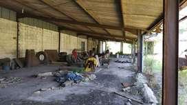 Gudang Eks Pabrik Batujajar Raya, Lokasi Industri