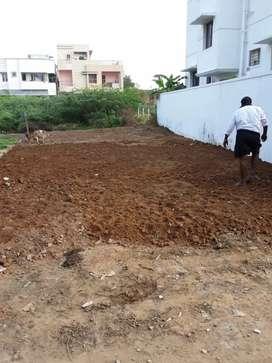 Cmda approved plot sale in kattupakkam