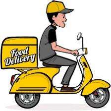 Kamao 23000 tak aapke area me food delivery karke
