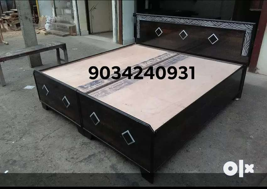 Double bed new 903424O931 0