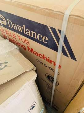 Brand New Dawlnace Washing Machine Dw 6100 C