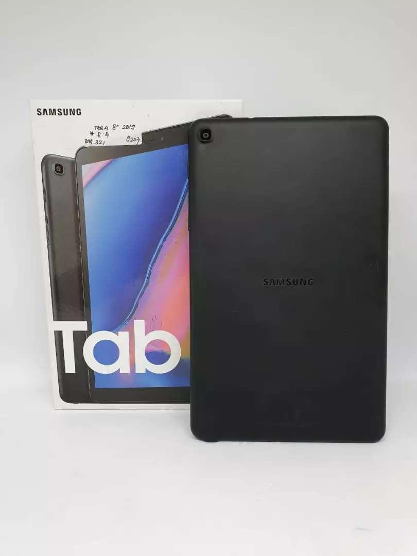 Samsung Galaxy Tab A 8inch 2019 3/32Gb black-DC COM  Plaza Medan fair 0