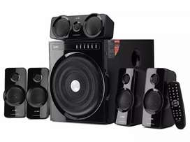 f&d 5.1 home theater system