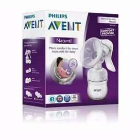 Pompa asi manual philips avent