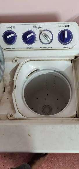 Whirlpool Semi automatic