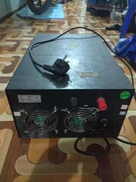 Nego UPS Inverter ICA PN 602B Modifikasi Fan