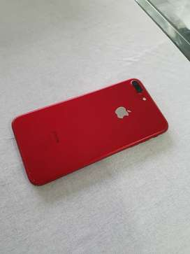 iPhone 7 Plus Red Colour 128gb With Bill Box & All Accessories.