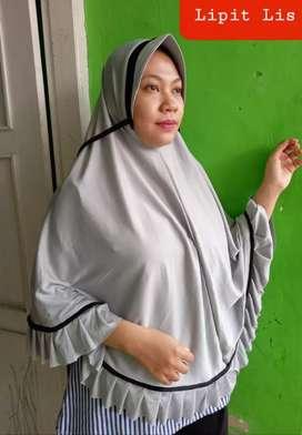 Hijab Lipit Lis