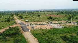 Gated Community HMDA Approved Open plots for sale at Bonglor Gate with