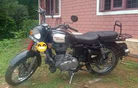 2014 model bullet good condition and new insurance