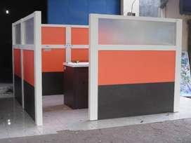 Produsen Cubicle Workstation Kirim Seluruh Indonesia