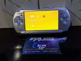 SONY psp slim 3000 memory 8gb full game special edition