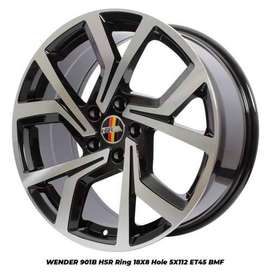velg ring 18 model wender hsr lobang 5 bisa dikredit