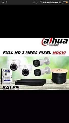 CAMERA CCTV ONLINE MURAH SIAP PASANG