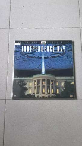 Laser Disc Film Indepence Day
