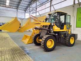 Wheel Loader Sonking Yunnei Engine Power 76Kw Turbo Murah Palangkaraya