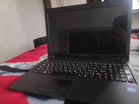 Lenovo b570e laptop