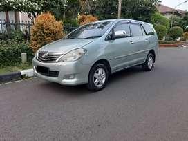Toyota Kijang Innova G AT 2007 Harga Cash Good Condition