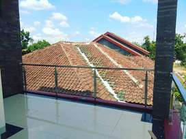 balkon stanlis kaca bagus dan murah 0.35