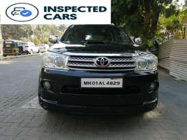 Toyota Fortuner 3.0 4x4 Manual, 2009, Diesel