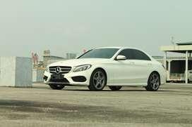 Mercedes Benz C200 AMG Line 2018