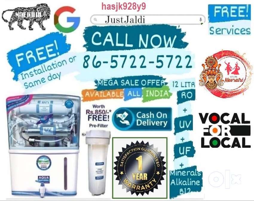 hasjk928y9 water purifier ro water tank tv ac dth water filter  Free S